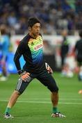 権田修一(GK) FC東京 89/3/3 187・83 ※コンディション不良により離脱 SOCCER DIGEST