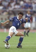 山口素弘(横浜F、名古屋、新潟、横浜FC)|写真: Getty Images