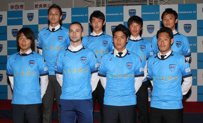 横浜FC/新体制】9年ぶりのJ1復...