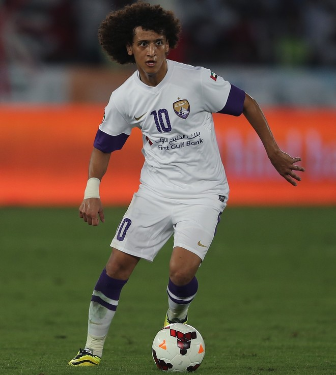 ACL】UAE代表の10番オマルが躍動...