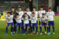 【湘南 0-0 柏】柏スターティングメンバー。写真:徳原隆元