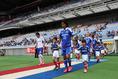 【横浜 1-1 G大阪】G大阪は3年連続、横浜は15年ぶりの決勝進出を目指して、準決勝の2ndレグに挑んだ。写真:滝川敏之(サッカーダイジェスト写真部)
