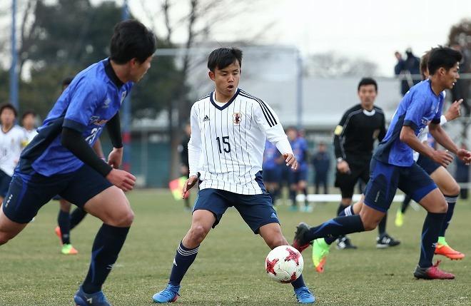U-20サッカー日本代表