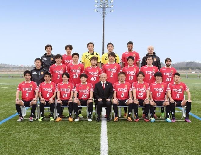 福島ユナイテッドFCが2017年新ユ...