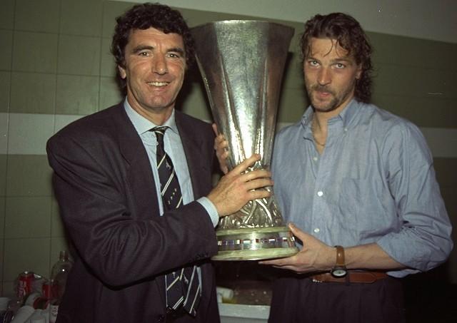 UEFAカップ1989-90