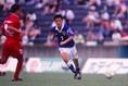 1997年春、U-18日本代表に初選出。黄金世代の一員となった。(C)SOCCER DIGEST