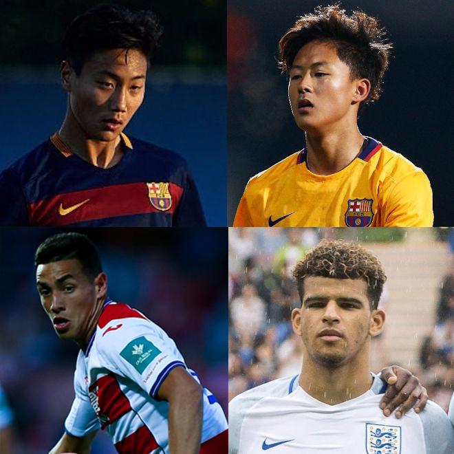 U-20W杯ブレイク候補|A組】韓国...