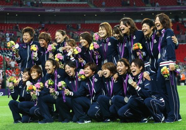 日本女子サッカー栄光の軌跡(20...