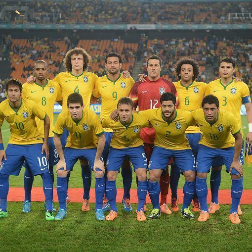 ブラジル代表、サプライズなしの...