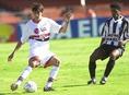 2001年に下部組織から昇格する形で、母国の超名門サンパウロでプロキャリアをスタートさせたカカ。 (C) Getty Images