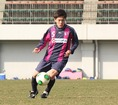 MF 仲原潤也(C大阪U-18/3年) (C) SOCCER DIGEST