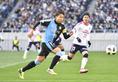 ぜロック杯ではPKで1得点した小林悠は「フューチャー」を履いて再びリーグ得点王を目指す。(C) サッカーダイジェスト