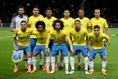 ブラジル(21大会連続21回目)|連盟設立:1914年|FIFA加盟:1923年|FIFAランク:2位|CONMEBOLランク:1位|最高成績:優勝(1958, 1962, 1970, 1994, 2002)|愛称:カナリア(黄色)、セレソン(選抜)(C)Getty Images