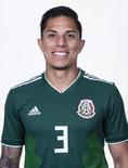 背番号3|Carlos SALCEDO(カルロス・サルセド)|DF|1993年9月29日生まれ|189㎝・83㎏|フランクフルト(GER)所属|勇猛果敢な守備が特長のパワフルな右SBで、3バック採用時は右CBを担当。MLSでデビューした後、メキシコ、イタリア、ドイツを渡り歩き、24歳にして国際経験が豊富だ。(C)Getty Images