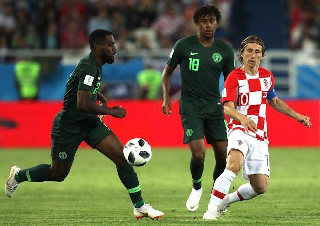 クロアチア2-0ナイジェリア|W杯...