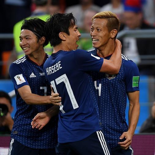 米メディアがW杯出場32か国の格付けで日本に賛辞!