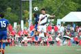 【大津 1-0 初芝橋本】写真:山崎賢人(サッカーダイジェスト写真部)