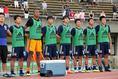 ベンチスタートとなった7人のメンバー。写真:茂木あきら(サッカーダイジェスト写真部)