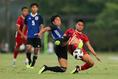 【日本2-0ベトナム】山田康太(横浜Fマリノス)。写真:茂木あきら(サッカーダイジェスト写真部)