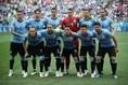 ウルグアイ|協会設立:1900年|FIFA加盟:1923年|FIFAランク:5位|CONMEBOLランク:2位|W杯最高成績:優勝(1930,1950)|愛称:セレステ(空色の意) (C)Getty Images