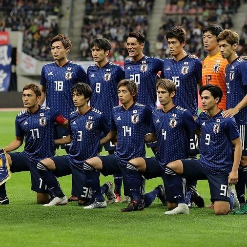 アジアカップ日本代表メンバーに中島、南野、堂安など23名