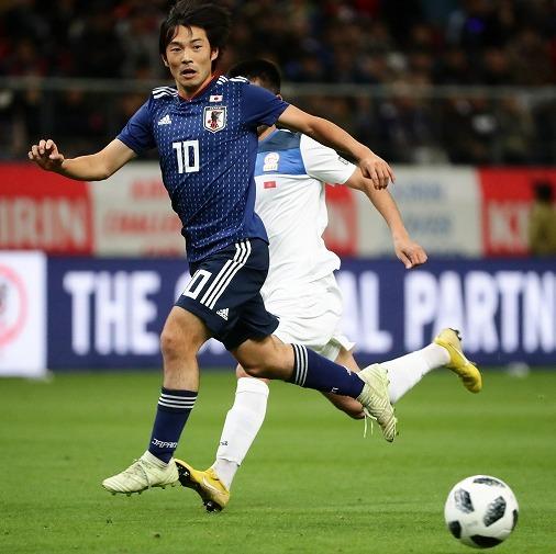 最新版「日本人選手・推定市場価格」トップ50!