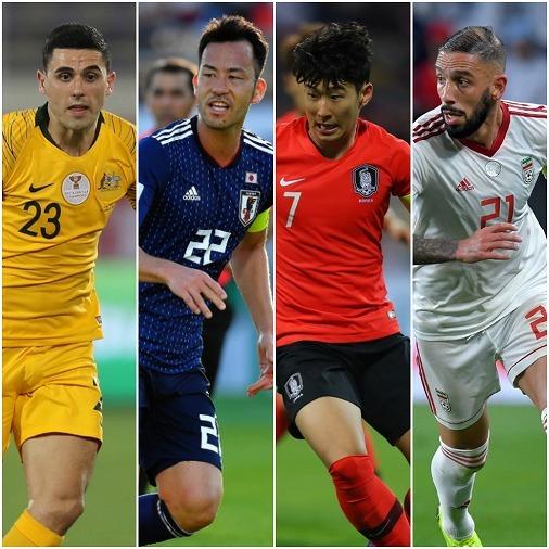 【アジア杯】準々決勝の全4カードが確定! 日本はベトナムと決戦!