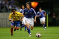 【日本代表PHOTO】2007年6月5日 キリンカップサッカー2007 ALL FOR 2010!(埼玉スタジアム)|中村俊輔(ジュビロ磐田)。(C)Soocer Digest