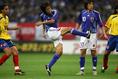 【日本代表PHOTO】2007年6月5日 キリンカップサッカー2007 ALL FOR 2010!(埼玉スタジアム)|中村憲剛(川崎フロンターレ)。(C)Soocer Digest