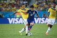 【日本代表PHOTO】2014年6月24日 ブラジルワールドカップ・グループステージ第3節(アレーナ・パンタナール)|香川真司(ベシクタシュJK)。(C)Soocer Digest