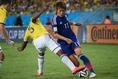 【日本代表PHOTO】2014年6月24日 ブラジルワールドカップ・グループステージ第3節(アレーナ・パンタナール)|柿谷曜一朗(セレッソ大阪)。(C)Soocer Digest