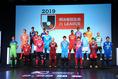J1から各チームの代表選手が大集合。写真:山崎賢人(サッカーダイジェスト写真部)