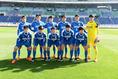 【NEXT GENERATION MATCH】U-18選抜 1-1 高校選抜|高校選抜のスターティングイレブン。写真:金子拓弥(サッカーダイジェスト写真部)