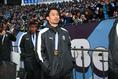 【ゼロックス表彰PHOTO】昨年MVPを受賞した家長は今試合でも安定した活躍を見せた。写真:山崎 賢人(サッカーダイジェスト写真部)