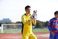 波多野豪(GK)|FC東京|98/5/25|198・94 (C) SOCCER DIGEST