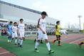 【柏U-18 0-3 尚志】入場する両チーム。写真:滝川敏之