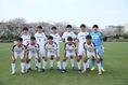 【柏U-18 0-3 尚志】尚志高校。写真:滝川敏之