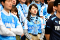 ジュビロ磐田のサポーター|写真:金子拓弥(サッカーダイジェスト写真部)