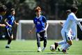 【U-20日本代表トレーニングキャンプPHOTO】U-20日本代表1-1全日本大学選抜|千葉県内での合宿最終日は、全日本大学選抜との練習試合|写真:金子拓弥(サッカーダイジェスト写真部)