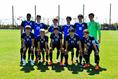 【U-20日本代表トレーニングキャンプPHOTO】U-20日本代表1-1全日本大学選抜|U-20日本代表のスターティングイレブン|写真:金子拓弥(サッカーダイジェスト写真部)