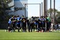 【U-20日本代表トレーニングキャンプPHOTO】U-20日本代表1-1全日本大学選抜|合宿を良い形で締めくくるため、勝利を目指す|写真:金子拓弥(サッカーダイジェスト写真部)