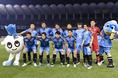【川崎2-0湘南】川崎フロンターレのスターティングイレブン。(C)SOCCERDIGEST