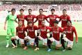 【浦和 1-0 神戸】浦和のスターティングメンバー。写真:サッカーダイジェスト