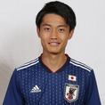 背番号2|DF|東 俊希(ひがし・しゅんき)|❶サンフレッチェ広島所属❷2000年7月28日生まれ❸180㌢・69㌔❹アジア予選成績=3試合・1得点|攻撃センスがある左SB。セットプレーやミドルシュートなど、正確なキックは必見だ。(C)JFA