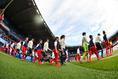 【なでしこジャパン PHOTO】日本0-0アルゼンチン|ネイマール、エムバぺらが所属するPSGの本拠地、「パルク・デ・プランス」での試合|写真:早草紀子
