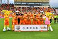 【清水 3-2 横浜FM PHOTO】清水のスターティングイレブン|写真:金子拓弥(サッカーダイジェスト写真部)