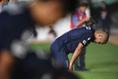 【福岡 1-1 柏 PHOTO】福岡は手中にしていた勝利が最後の最後で滑り落ちた。写真:徳原隆元