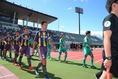 【韮崎0-0日本航空】写真:山崎 賢人(サッカーダイジェスト写真部)