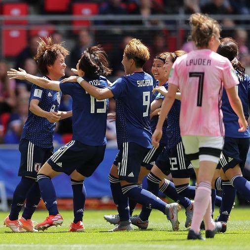 【女子W杯】なでしこジャパンの決勝T進出が確定!