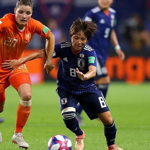 なでしこ、欧州女王オランダに1-2で苦杯… 再三の決定機を逸し3大会連続の8強進出ならず